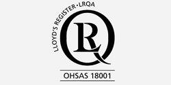 ISO 18001 logo