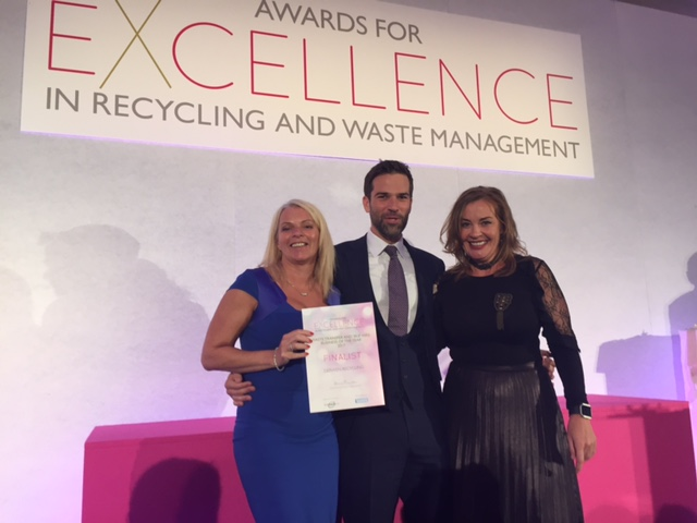 Awards for Excellence in Recycling and Waste Management