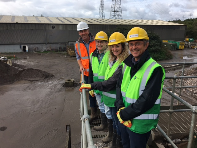 Welsh Government Visit